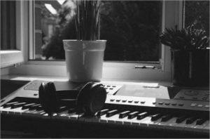 casque pour piano