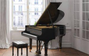 piano à queue steinway