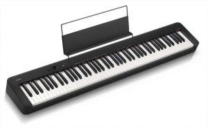 piano numérique casio cdp-s100 bk