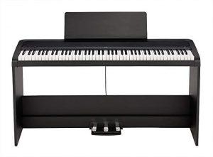 piano numérique meuble korg b2sp bk