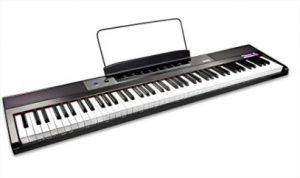 piano numérique pas cher rockjam 88