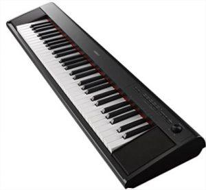 piano numérique yamaha piaggero np-12